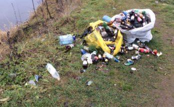 В Можайском районе не справляются со стихийным мусором