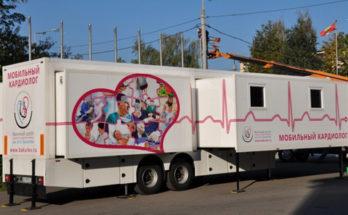 «Мобильный кардиолог» приехал в женскую колонию
