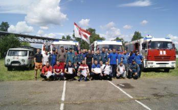 Можайские пожарные лучшие в западном Подмосковье