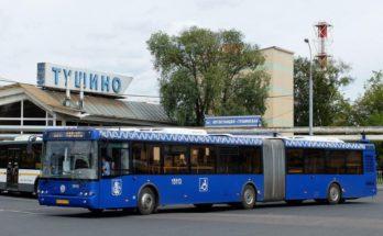 С автовокзала «Тушинский» можно доехать до Можайска на автобусе