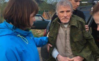 Лиза Алерт нашли заблудившегося пенсионера в лесу под Можайском