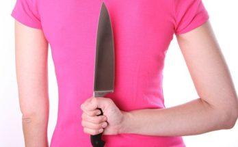 В Колычево женщина ранила ножом собутыльника