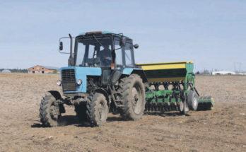 В Можайском городском округе продолжается подготовка к посевной