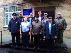 День ветерана органов внутренних дел