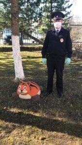 Можайские полицейские раскрыли кражу тигренка с детской площадки