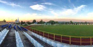 Стадион Можайска оборудуют подогревом поля