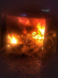 В Можайске прогремел взрыв в гараже