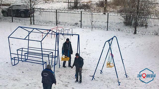 В Можайске после капремонта открыли школу-сад с недоделками