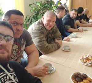 Качки в можайской «Республике ШКИД»