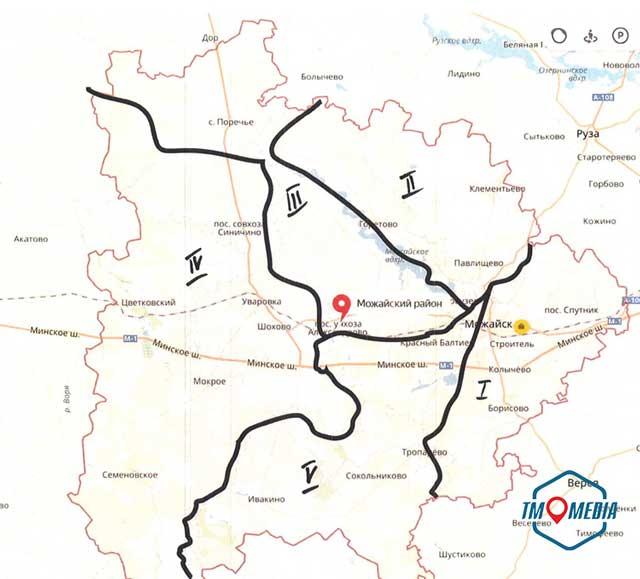 Кандидаты в депутаты городского округа Можайск